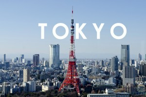 東京タワーとヒルズ のコピーのコピー